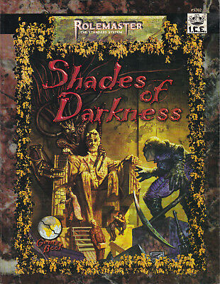 Rolemaster Shades of Darkness I.C.E. ICE 5702