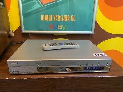 INVION DVD & 160GB Harddisk Recorder + Remote