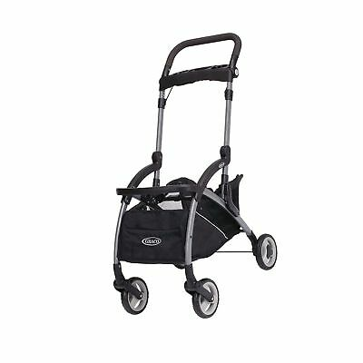 Graco Snugrider Elite Stroller and Car Seat Carrier, Black, 16 ... Free Shipping