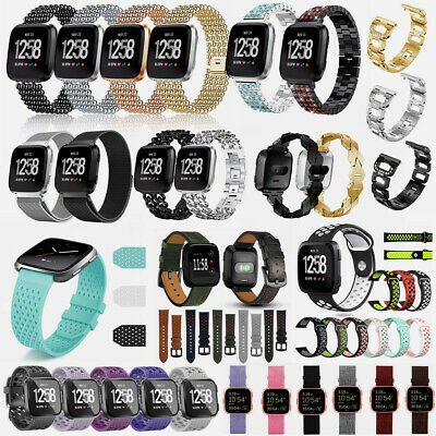 Replacement Wrist Band Watchband Bracelet Strap Loop For Fitbit Versa Watch