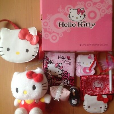Hello Kitty Geschenk Packet