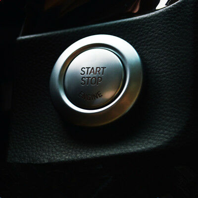 Console Engine Start Stop Button Cover Decal Sequins For BMW E60 E90 E92 D93 Z4