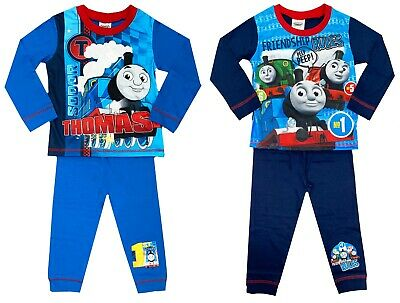 Boys Thomas The Tank Pyjamas