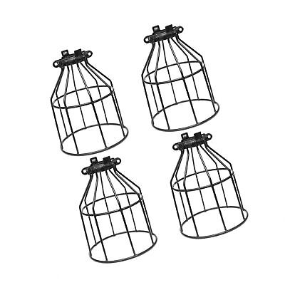 Supmart Metal Bulb Guard, Clamp On Steel Lamp Cage for Hanging ... Free Shipping