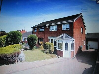3 Bed Semi Detached House..desirable Area For Commuting!!! With Conservatory!!!!