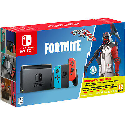 NINTENDO Switch Fortnite Bundle