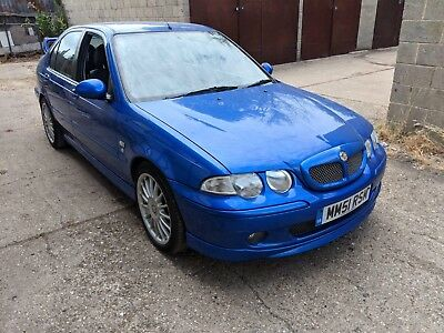 Mg Zs 180 2001 saloon pre project drive rare extras spares or repairs