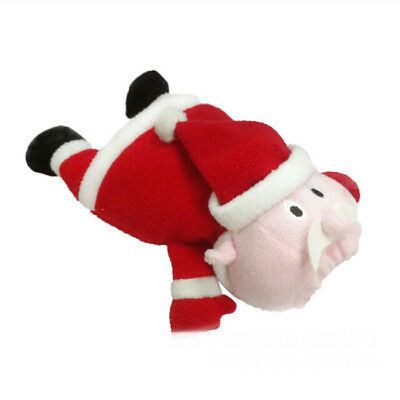 Baby Kids Milk Bottle Cover Bags Santa Claus Feeding Bottles Storage Bag Xmas LH