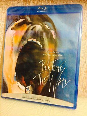 Pink Floyd The Wall Film Blu-Ray