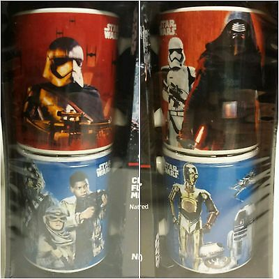 "Disney Star Wars Rogue One ""FOUR MUG GIFT SET"" With HOT COCOA MIX ""COLLECTIBLE!"""
