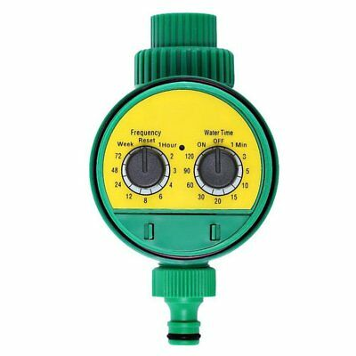 Rotary Knob Water Timer Automatic Watering Timer For Micro Drip Irrigation UM