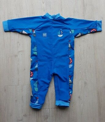 SPLASH ABOUT blue boat 1-2 years swimsuit