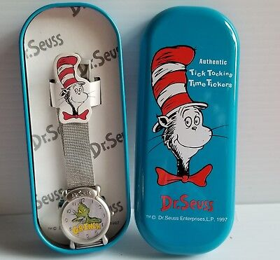 1997 Dr. Seuss Watch - The Grinch
