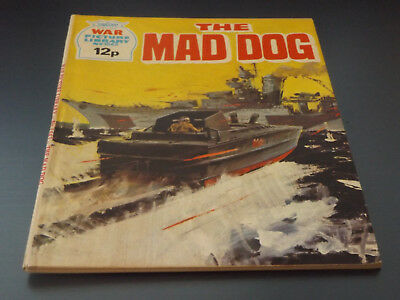 WAR PICTURE LIBRARY NO 1543!,dated 1978!,V GOOD for age,great 40!YEAR OLD issue.