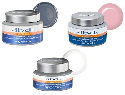 IBD UV/LED HARD GEL 2 oz**CHOOSE YOUR HARD GEL**