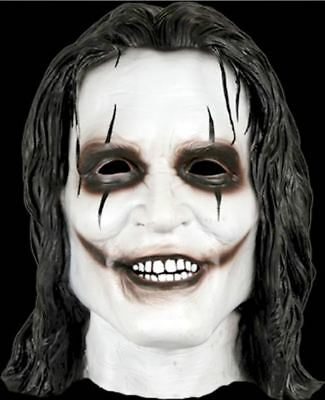 THE CROW 2007 NECA Official Halloween Mask ERIC DRAVEN BRANDON LEE Vintage & New