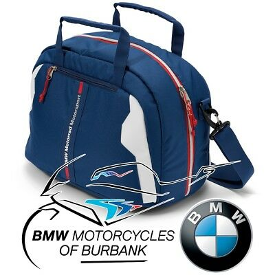 Motorsport Helmet Bag Genuine BMW Motorrad Motorcycle 2018 STYLE