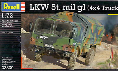 Revell 03300 - LKW 5 to mil gl 4x4 Truck