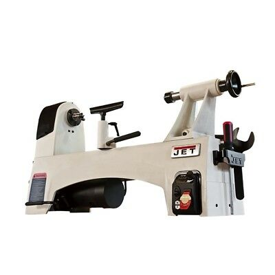 JET 719200 JWL-1221VS 12'' x 21'' Variable Speed Wood Lathe