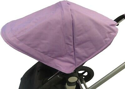 Light Purple Canopy Sun Shade Wire for Bugaboo Cameleon 1 2 3 Frog Baby Stroller