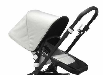 Grey Canopy Sun Shade Cover Wires for Bugaboo Cameleon 1 2 3 Frog Baby Strollers