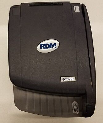 Rdm Ec7111F Two Sided Image Scanner Credit Card And Check Reader