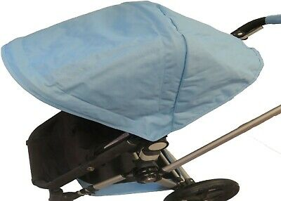 Light Blue Canopy Sun Shade Wires for Bugaboo Cameleon 1 2 3 Frog Baby Strollers