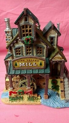 """Lemax Vail Village Collection """" Pine Valley Mill """""""