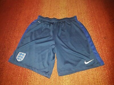 Official England Football Nike Mens Shorts nwot