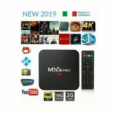 Smart TV BOX X96 MINI Android 7.1 Nougat S905W 2GB RAM 16GB KODI 4K 5 CORE