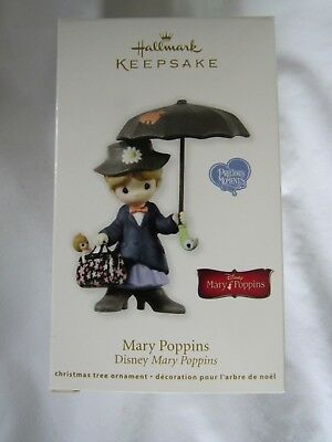 Precious Moments Disney Mary Poppins Ornament Mib