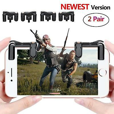 PUBG Mobile Game Controller Sensitive Shoot and Aim Keys L1R1 Trigger Buttons