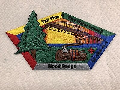Boy Scout Blue Water Council Tall Pine 2010 Wood Badge C2-264-11-1 Joint Trainin