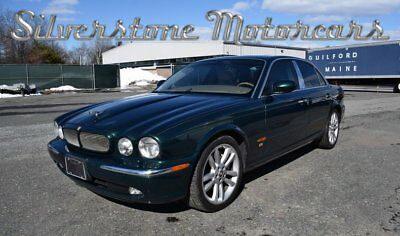 2004 Jaguar XJR  2004 British Racing Green XJR Fast Well Maintained Great Driver