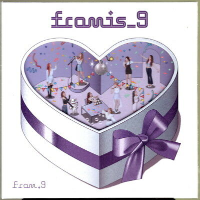 fromis_9 - From.9(Special Single)CD+Photobook+Photocard+Poster+Invitation Sealed