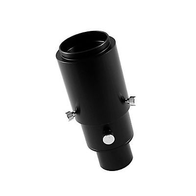 Solomark 1.25 Inch Universal Variable Projection Photography Telescope Adapter