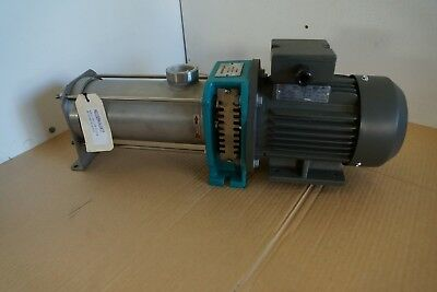 MONO / PROGRESSIVE CAVITY PUMP SYDEX /AQUAPLUS-FOOD GRADE 316 S/S 0.55kW  3 pH