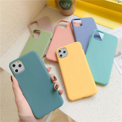 Luxury Ultra Thin Soft TPU Rubber Silicone Case Cover For iPhone XS Max XR 8 7 6
