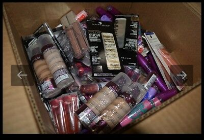 Maybelline Mixed Lot Cosmetics Lots Around 250