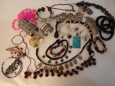 Tribal Style Belly Dance JEWELLERY bundle