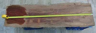 Timber Slabs x 3.  2 Jarrah and 1 Marri (I think)