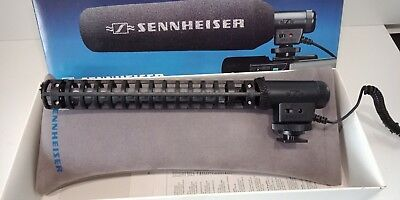 Sennheiser MKE300 Pro Directional Microphone for DSLR Video Cameras Shotgun