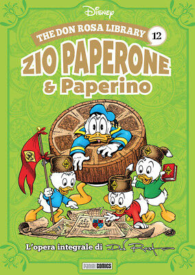 The Don Rosa Library   12 - Panini Comics