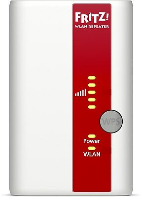 AVM WLAN Repeater 310 FRITZ!WLAN 310 FritzBox Speedport WLAN Verstärker Extender
