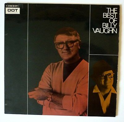 BILLY VAUGHN The Best OF DOT Rec.C048-92 577