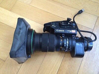 Canon J8x6B4 IRS SX12 Wide Angle Lens / Weitwinkel TV, Broadcast