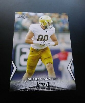 Durham Smythe Miami Dolphins RC Rookie #22 Leaf Draft 2018 NFL Football Card