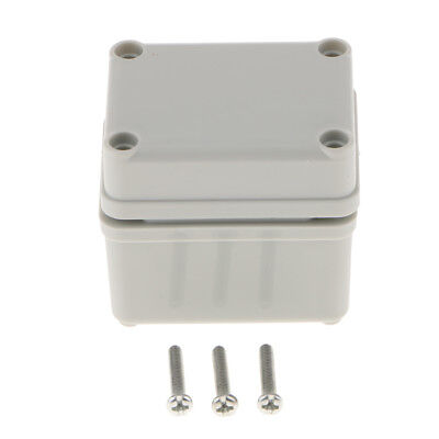Blesiya Outdoor Waterproof Adaptable IP67 Junction Box Enclosure 65×50×55mm