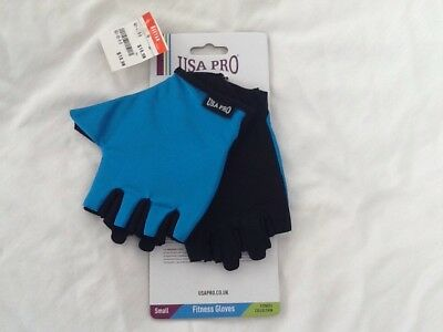 Usa Pro Womens Weight Lifting Gloves Nwt