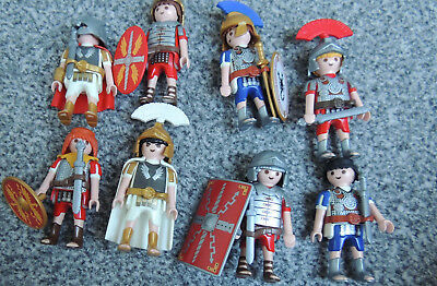 Playmobil Römer, 8 Figuren